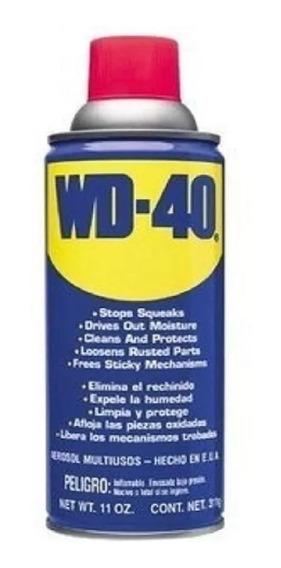Wd-40 Lubricante Antioxidante Antihumedad 311g 432cc