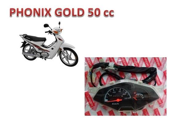 Painel Completo Da Phoenix Gold Shineray Original