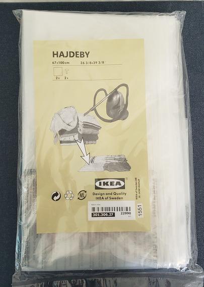 Bolsa De Vacío Ikea Set 2