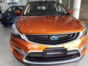 Geely Emgrand Gs Gt At