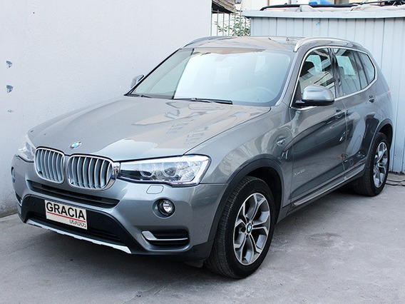 Bmw X3 Sdrive 20i 2017