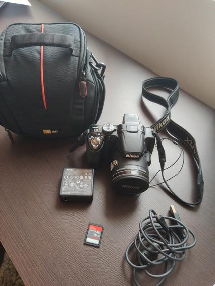 Nikon Coolpix P510 42x