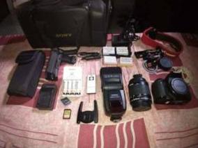 Kit Canon T3i 600d