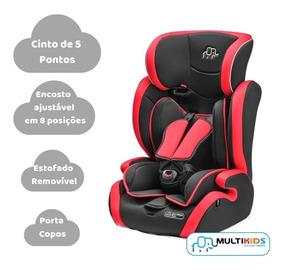 Cadeira Cadeirinha Para Auto 9-36 Kg Multikids Promoção
