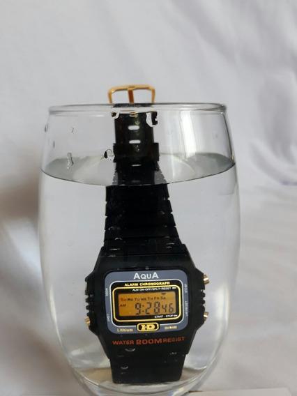 Relógio Aqua Aq-37 Prova D