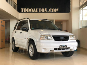 Chevrolet Grand Vitara Mpfi 2.0 4x4 2000 Blanca