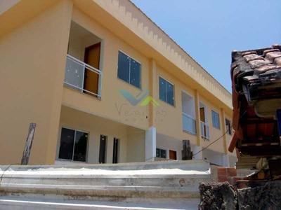 Casa Duplex No Centro Da Cidade - 02 Quartos! - Veca20207