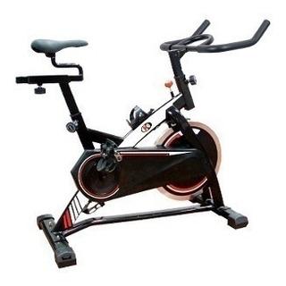 Bicicleta De Spinning Electra 2 Ejercicios Gym K6 Fitness