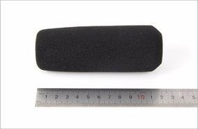 Kit 2 Espumas Microfone Externo Filmadora Sony Panasonic