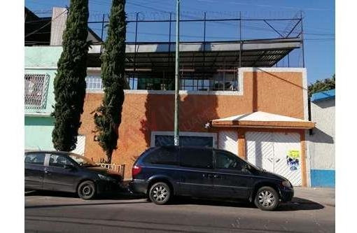 Casa En Venta , Alcaldía Venustiano Carranza, Col. Artes Gráficas Con Uso De Suelo Habitacional Mixto, Densidad Z
