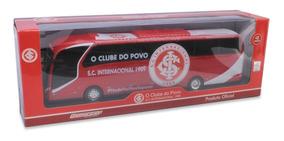 Ônibus Em Miniatura Oficial Sport Club Internacional
