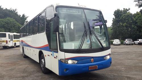 Imagem 1 de 15 de Ônibus A Venda De Fretamentos Marcopolo Andare Class Scania