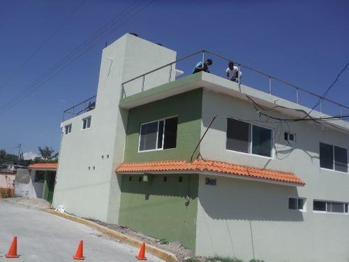 Casa Nueva Preciosa En Gabriel Tepepa Escriturada