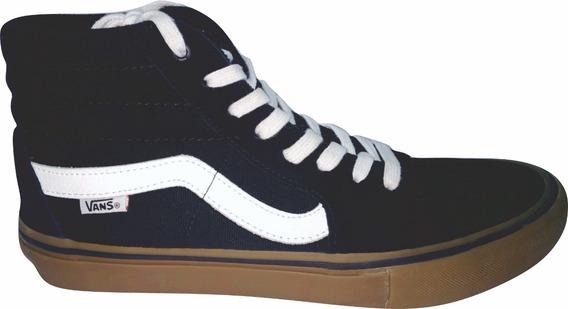 Vans Sk8-hi Pro 100% Originales Zapatillas Tenis