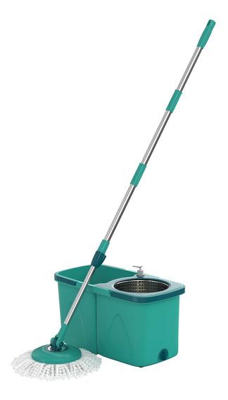 Balde Mop Esfregão Limpeza Giratório Pro Centrifuga Flashl