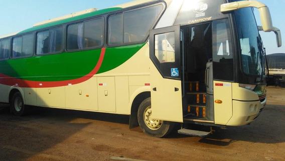 Ônibus Vw Comil Campione R, 42p, 225cv, 2009/2010