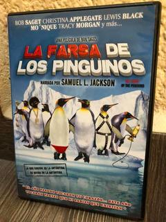 La Farsa De Los Pingüinos Samuel L. Jackson Bob Saget Dvd