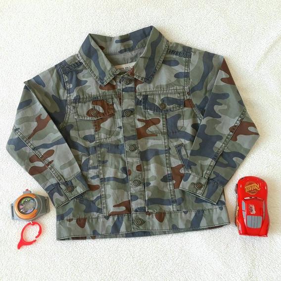 Camisa Camuflada Carter
