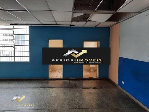 Prédio Para Alugar, 800 M² Por R$ 35.000,00/mês - Centro - Santo André/sp - Pr0022