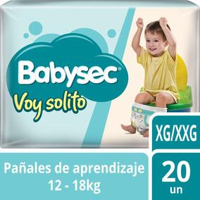 Pañal De Bebe Babysec Voy Solito Xg/xxg 20und Tienda Oficial