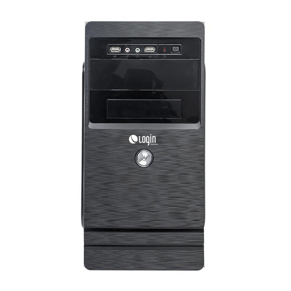 Computador Completo Login Core I3 4gb 500gb Com Linux