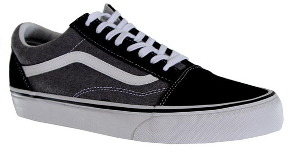 Tenis Vans Old Skool Original Preto Unissex