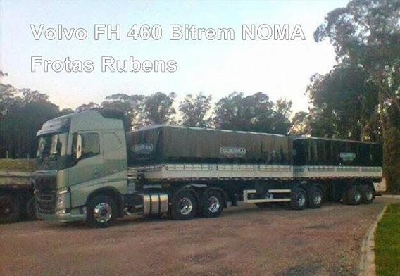 Volvo Fh 460 6x4 Bi-trem 7 Eixos Ano 2019