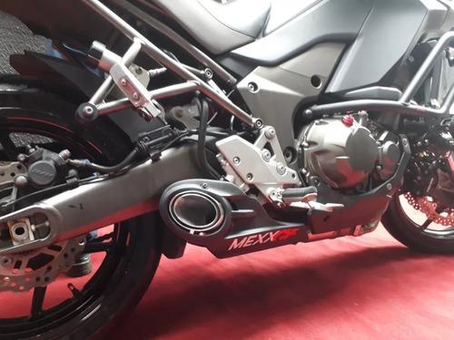 Ponteira Esportivo Kawasaki Versys1000 Taylormade Mex Cod188