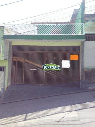 Sobrado À Venda, 200 M² Por R$ 330.000,00 - Jardim Hebrom - São Paulo/sp - So0294