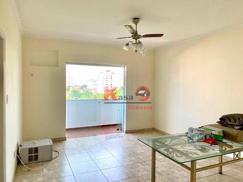 Imagem 1 de 11 de Apartamento Com 2 Dormitórios, 138 M² - Venda Por R$ 495.000,00 Ou Aluguel Por R$ 2.950,00/mês - Ponta Da Praia - Santos/sp - Ap10262