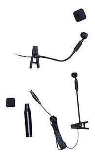Micrófono Condensador Pylepro De Instrumento Saxofón