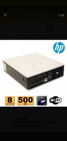 Cpu Hp Compaq Dc5850 Amd Phenon X4 8gb Hd 500gb