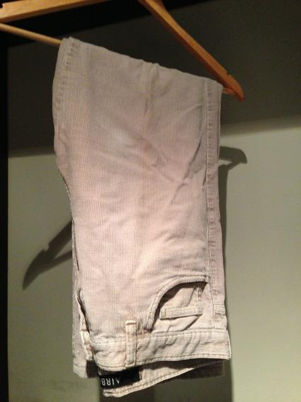 Pantalon Corderoy Airborn Marron