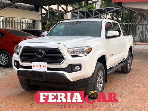 Toyota Tacoma Sr5 Nuevo 0km Modelo 2019 Lista Para Matricula