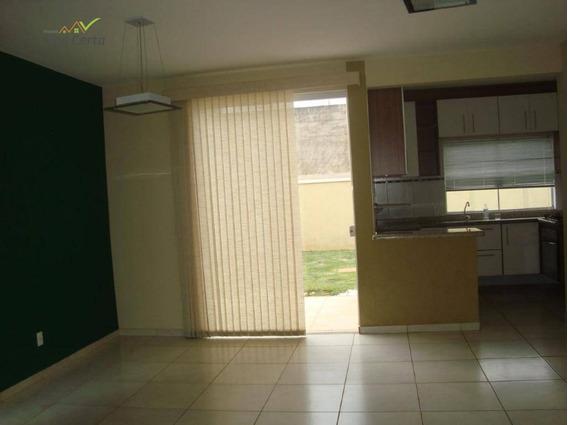 Casa Com 2 Dormitórios À Venda, 88 M² Por R$ 550.000 - Jardim Rosa Cruz - Mogi Guaçu/sp - Ca1445