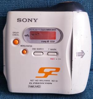 Minidisc Sony Lp
