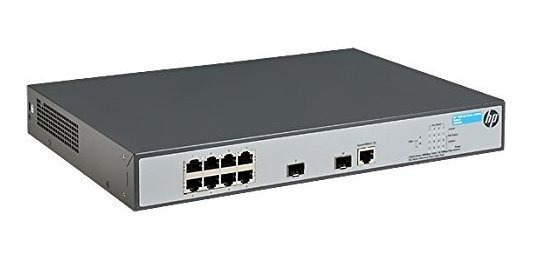 Switch Hpe Jg922aaba 1920-8g-poe+ 180w Switch ®