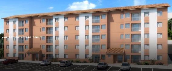 Apartamento Para Venda Em Ferraz De Vasconcelos, Jardim São Miguel, 3 Dormitórios, 1 Suíte, 1 Banheiro, 1 Vaga - Elc00221_2-667801
