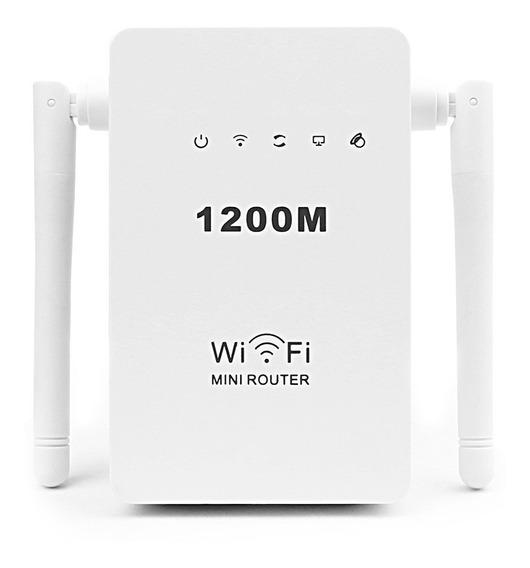 Repetidor Sinal Wifi Duas Antenas 1200m