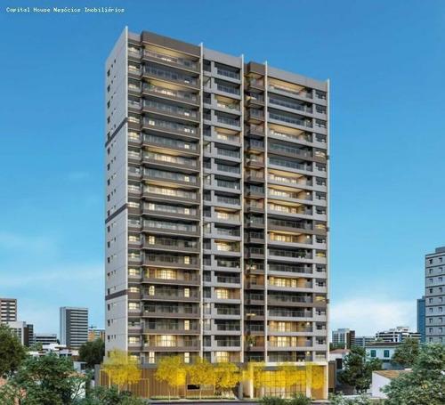 Apartamento Para Venda Em São Paulo, Vila Mariana, 4 Dormitórios, 4 Suítes, 5 Banheiros, 3 Vagas - Cap3063_1-1375357