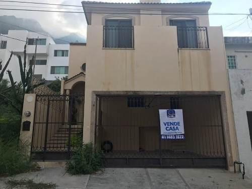 Casa En Venta En Monterrey Pedregal La Silla