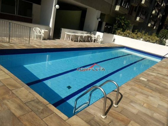 Apartamento Com 1 Dormitório Para Alugar, 76 M² Por R$ 2.500,00/mês - Flamengo - Rio De Janeiro/rj - Ap3121
