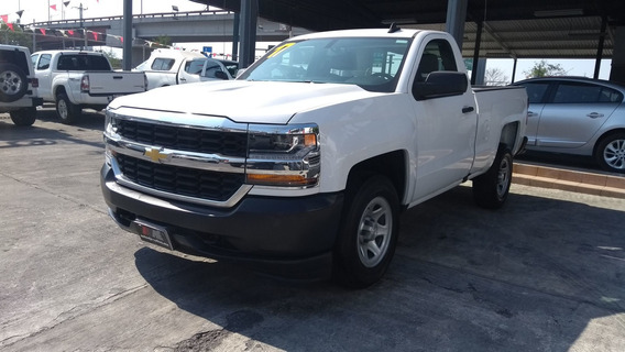 Chevrolet 1500 2017 4.3 V6 Cabina Regular 1500 At