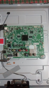 Placa Principal Tv Lg 32lh570b 32lh560b Original