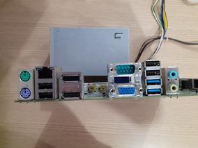 Placamãe Hp Elitedesk 800g1processador I3 4170fonte Hp80plus