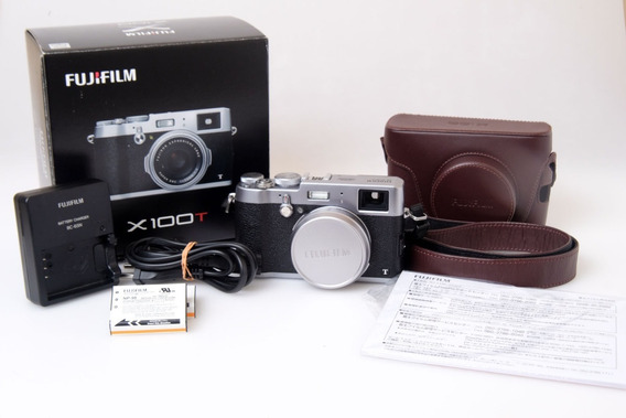 Câmera Fujifilm X100t