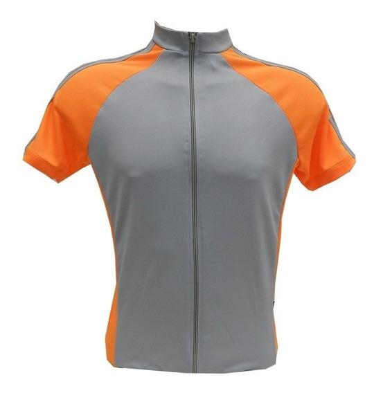 Camiseta Ciclismo Em Poliéster Extra Grande