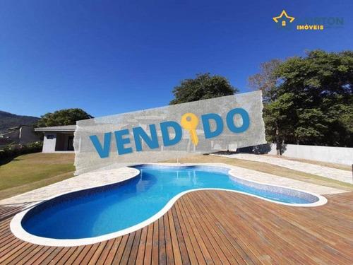 Casa Com 4 Suítes À Venda, 550 M² Por R$ 2.500.000 - Panorama Parque Residencial - Atibaia/sp - Ca2082