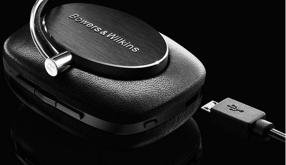 Bowers & Wilkins B&w P-5 Fone Ouvido Supra Aural Bluetooth