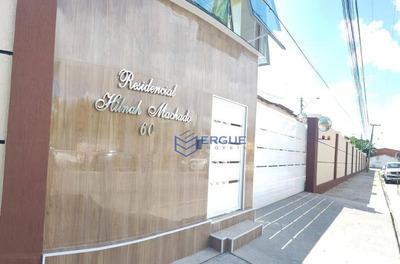 Apartamento Com 2 Dormitórios Para Alugar, 50 M² Por R$ 550/mês - Maraponga - Fortaleza/ce - Ap0553
